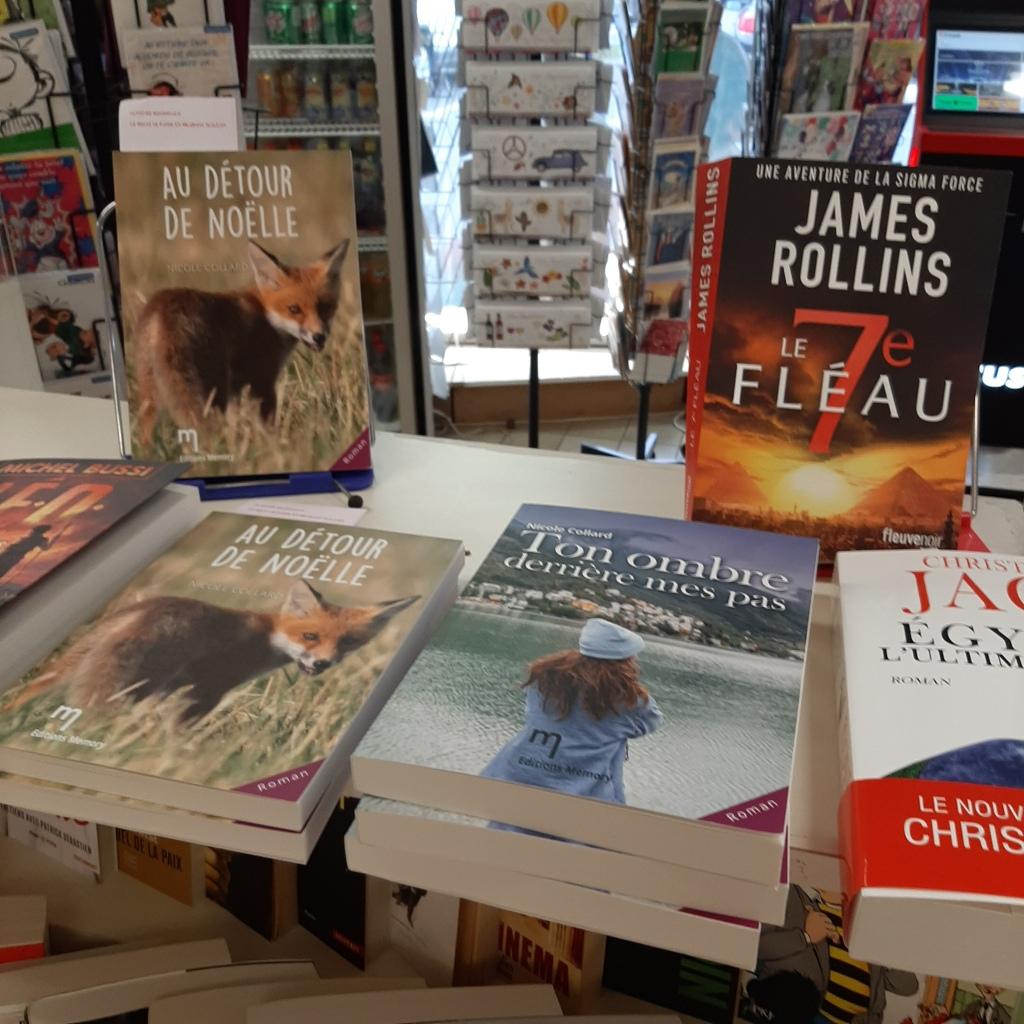 Librairie des Princes à Wavre (sur le parking du Delhaize)